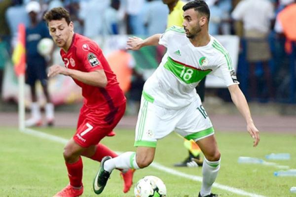 تونس تواجه الجزائر وديًا في مارس
