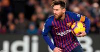 ميسي يقود قائمة برشلونة أمام ريال مدريد