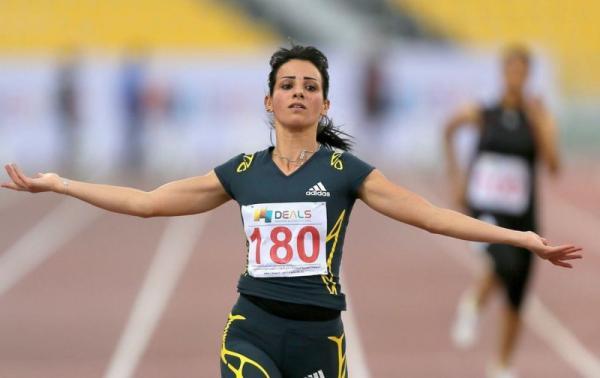 الاتحاد الدولي لألعاب القوى يقرر منع العراقية دانا حسين من المشاركة في أولمبياد طوكيو