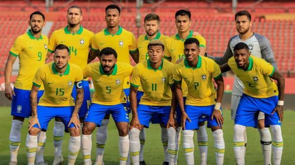 البرازيل تكتسح الصين ومارتا تدخل التاريخ