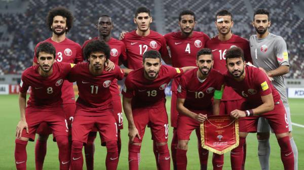 """لاعب منتخب قطر خوخي بوعلام: """"حققنا الفوز على فريق كبير"""""""