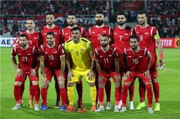 اتحاد الكرة السوري يعلن قائمة اللاعبين للمعسكر التدريبي تحضيرا للدور الحاسم المؤهل للمونديال