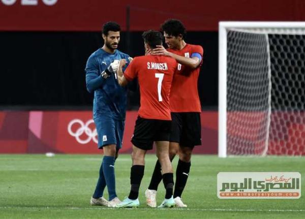مصر تواجه أستراليا في مباراة البقاء  في طوكيو
