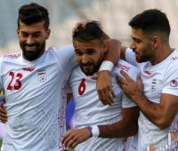 قائمة  المنتخب الايراني لمواجهتي سوريا والعراق في تصفيات كأس العالم