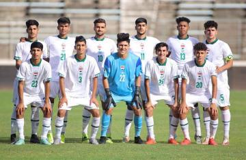 منتخب الشباب يتعادل أمام تونس ودياً