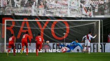 الخسارة العاشرة لريال مدريد بهذا الموسم في الدوري الاسباني