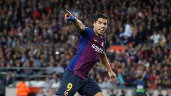 سواريز يتمنى مواجهة ليفربول في دوري ابطال أوروبا