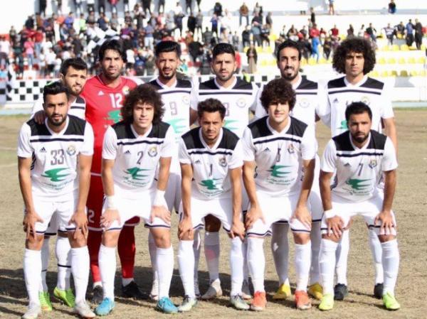 الزوراء يقتنص فوزاً صعباً أمام فريق الحسين في الدوري الممتاز