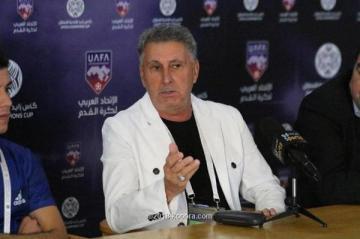مدرب نادي النجف حسن احمد: المنتخب بحاجة لمعسكر تدريبي