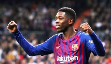 برشلونة يحدد سعر ديمبلي